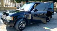Range Rover supercharged GCC