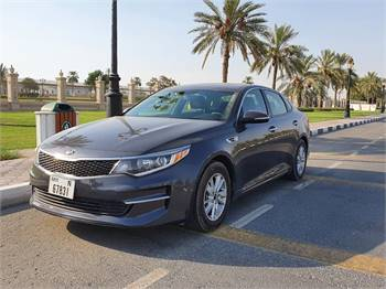 Kia optima us