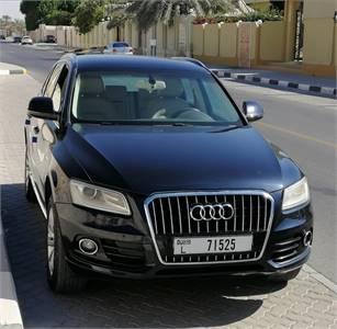 Audi Q5t Quattro Pearl Blue Color