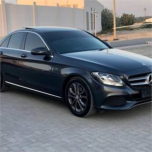 Mercedes-Benz C200 in agency condition